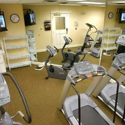 Wellness/Fitness Residence Inn Albany East Greenbush/Tech Valley Fotos