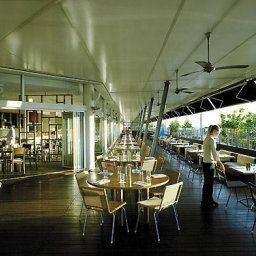 Restaurant Shangri La Hotel The Marina Cairns Fotos
