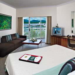 Zimmer Shangri La Hotel The Marina Cairns Fotos