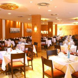 Restaurant Blue Tree Towers Fortaleza Fotos