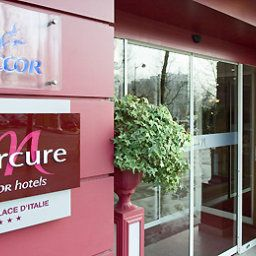 Mercure Paris Place d'Italie Fotos