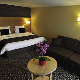 Zimmer Mercure Paris Place d'Italie Fotos