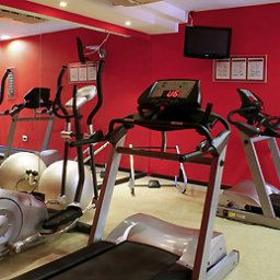Wellness/fitness area Mercure Porto Alegre Manhattan Hotel Fotos