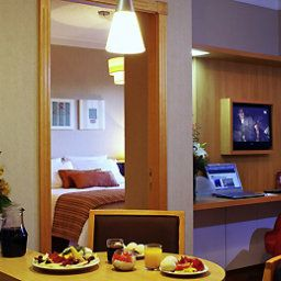 Room Mercure Porto Alegre Manhattan Hotel Fotos