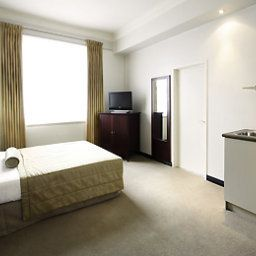 Room Mercure Auckland Windsor Fotos