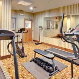 Wellness/Fitness Holiday Inn Express Hotel & Suites SOUTHFIELD - DETROIT Fotos