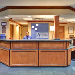 Halle Holiday Inn Express Hotel & Suites SOUTHFIELD - DETROIT Fotos
