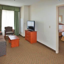 Suite Holiday Inn Express Hotel & Suites SOUTHFIELD - DETROIT Fotos