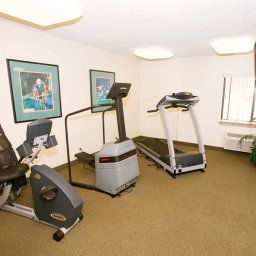 Sala spa/fitness La Quinta Inn Milwaukee West Brookfield Fotos