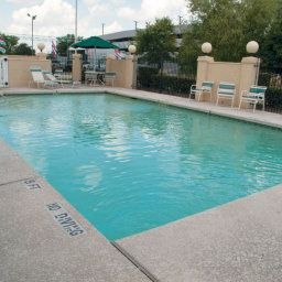 Pool La Quinta Inn & Suites Houston Southwest Fotos