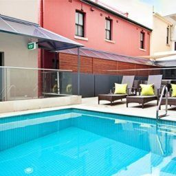 Pool Rendezvous Hotel Sydney The Rocks Fotos