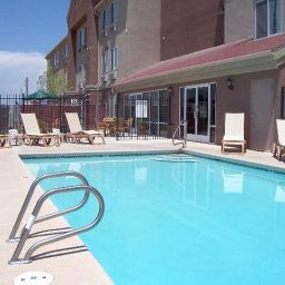 Pool NM  Albuquerque Airport Country Inn & Suites By Carlson Fotos