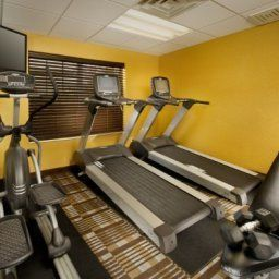 Fitness Holiday Inn Express Hotel & Suites MANASSAS Fotos