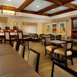 Restaurant Holiday Inn Express Hotel & Suites MANASSAS Fotos