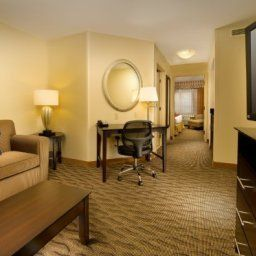 Suite Holiday Inn Express Hotel & Suites MANASSAS Fotos