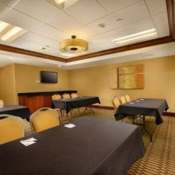 Tagungsraum Holiday Inn Express Hotel & Suites MANASSAS Fotos