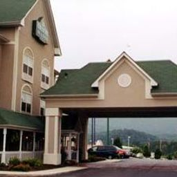 Vista esterna TN  Chattanooga I-24 West Country Inn & Suites By Carlson Fotos