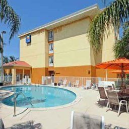Pool Comfort Inn & Suites Sanford Fotos