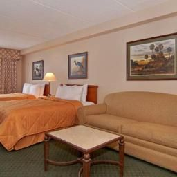 Suite Comfort Inn & Suites Sanford Fotos