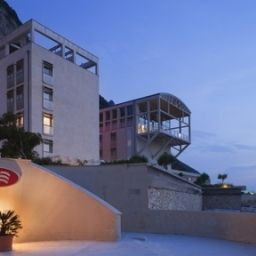 Фасад Crowne Plaza STABIAE - SORRENTO COAST Fotos