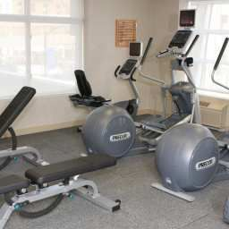 Wellness/fitness DoubleTree Club by Hilton Buffalo Downtown Fotos