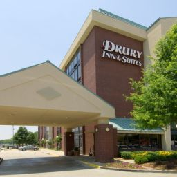 Exterior view Drury Inn and Suites Atlanta AP Fotos