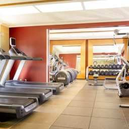 Wellness/Fitness DoubleTree by Hilton Ontario Airport Fotos