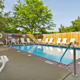 Wellness/Fitness Extended Stay America - Durham - Research Triangle Park Fotos