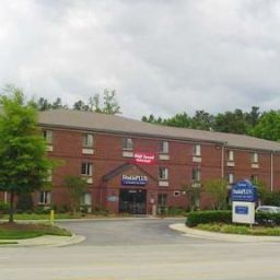 Vista exterior Extended Stay America - Durham - Research Triangle Park Fotos