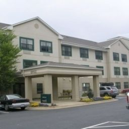 Auenansicht Extended Stay America - Asheville - Tunnel Rd. Fotos