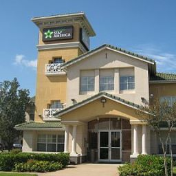 Vista esterna Extended Stay America Houston - Stafford Fotos