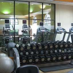 Wellness/fitness area Embassy Suites Greenville Golf Resort - Conference Center Fotos