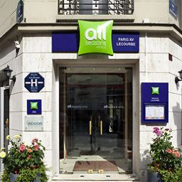 ibis Styles Paris 15 Lecourbe (ex all seasons) Fotos