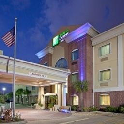 Exterior view Holiday Inn Express Hotel & Suites HOUSTON MEDICAL CENTER Fotos