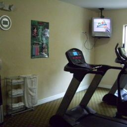 Wellness/fitness area Holiday Inn Express Hotel & Suites HOUSTON MEDICAL CENTER Fotos