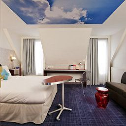 Zimmer ibis Styles Paris 15 Lecourbe (ex all seasons) Fotos