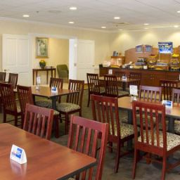 Restaurant Holiday Inn Express LANGHORNE-OXFORD VALLEY Fotos