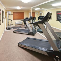 Wellness/Fitness Holiday Inn Express SANTA FE CERRILLOS Fotos
