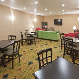 Hall Holiday Inn Express SANTA FE CERRILLOS Fotos