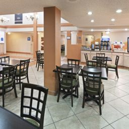 Restaurante Holiday Inn Express SANTA FE CERRILLOS Fotos