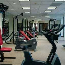 Sala spa/fitness Four Points by Sheraton Houston Southwest Fotos