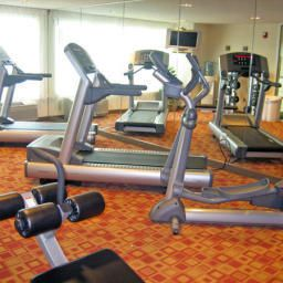 Wellness/fitness area Hilton Garden Inn Orlando Airport Fotos