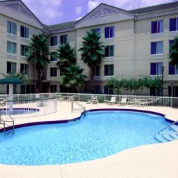 Pool Hilton Garden Inn Orlando Airport Fotos
