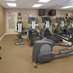 Sala spa/fitness Homewood Suites by Hilton OrlandoUCF Area Fotos