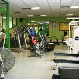 Wellness/fitness area JCT.18 Holiday Inn RUGBY-NORTHAMPTON M1 Fotos