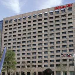 Фасад Hilton Houston Post Oak Fotos