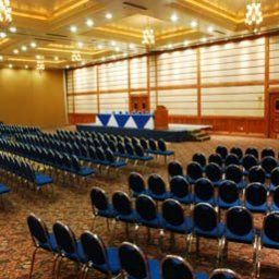 Salle de séminaires Howard Johnson Plaza Hotel Royal Garden Reynosa Fotos