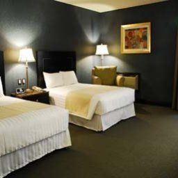 Chambre Howard Johnson Plaza Hotel Royal Garden Reynosa Fotos