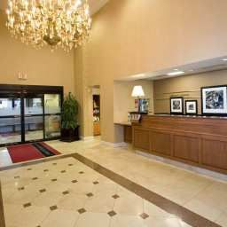 Bar Hampton Inn  Suites Orlando International Drive North FL Fotos
