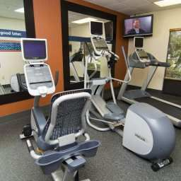 Wellness/Fitness Hampton Inn  Suites Orlando International Drive North FL Fotos